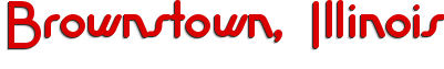 Brownstown business directory logo